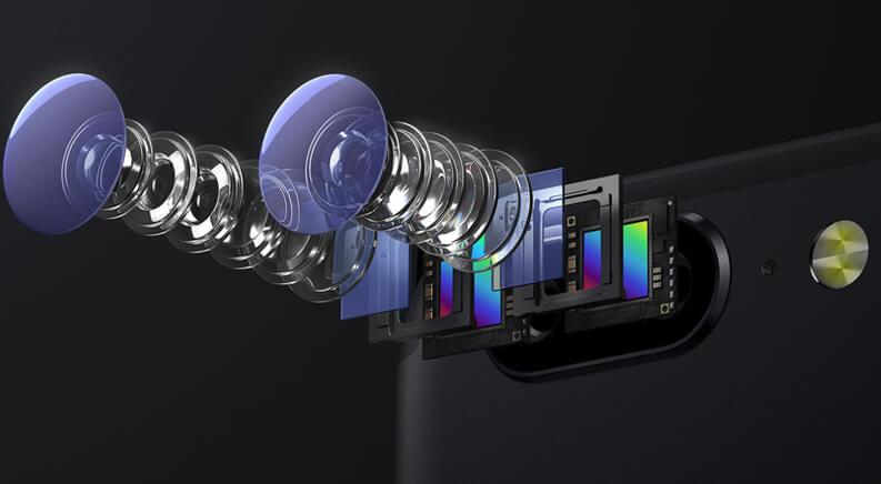 senzor foto smartphone