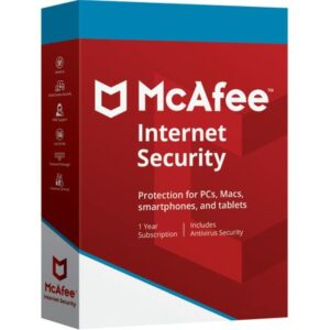 Antivirus McAfee Internet Security