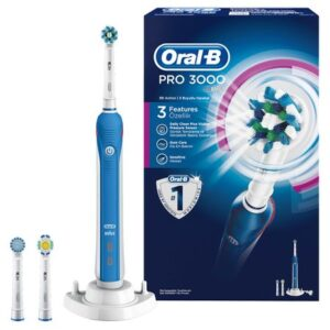 Periuta de dinti electrica Oral-B PRO 3000 Cross Action