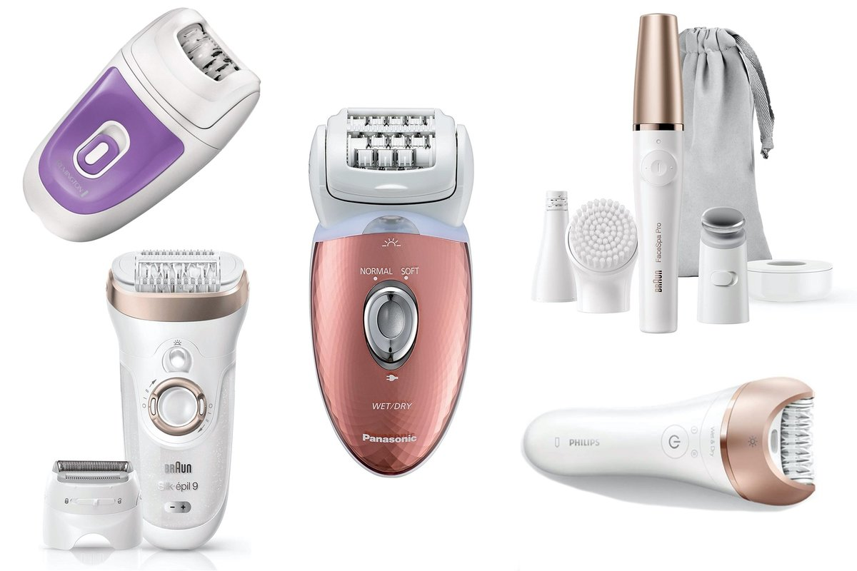 cel mai bun epilator electric