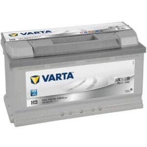 Baterie auto Varta Silver 100AH 600402083 H3