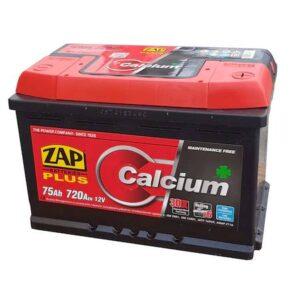 Baterie auto Zap Plus 75Ah